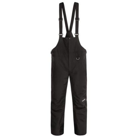 Boulder Gear Pinnacle Ski Bibs - Waterproof, Insulated (For Men) in Black