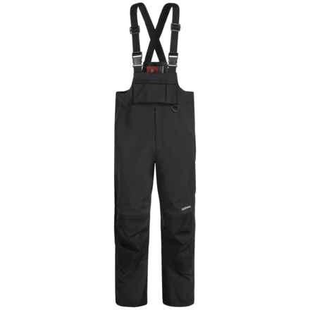 Boulder Gear Precise Ski Bibs - Waterproof, Insulated (For Men) in Black - Closeouts