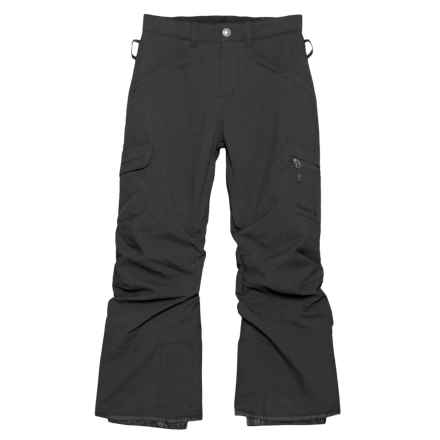 Boulder Gear Ravish Ski Pants - Insulated (For Little and Big Girls) in Black - Closeouts