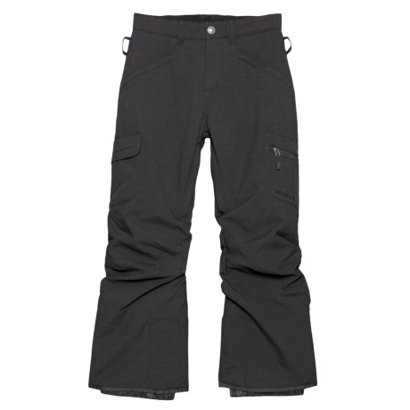 Boulder Gear Ravish Ski Pants - Insulated (For Little and Big Girls) in Black