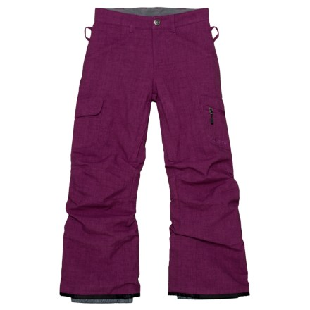 4a3d694fe Boulder Gear Ravish Ski Pants - Insulated (For Little and Big Girls) in  Magenta