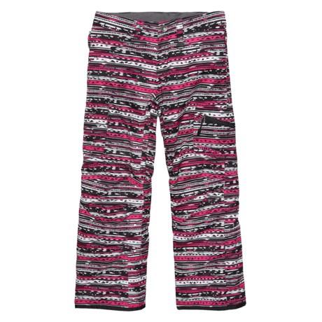Image of Boulder Gear Ravish Ski Pants - Insulated (For Little and Big Girls)