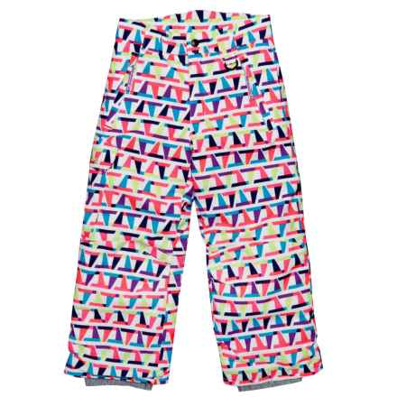 Boulder Gear Rock Solid Pants (For Little Kids) in Trinity Print - Closeouts