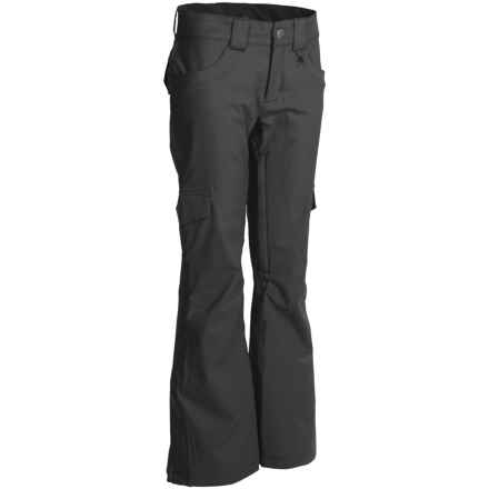 Boulder Gear Skinny Ski Pants - Flare Leg (For Women) in Black - Closeouts