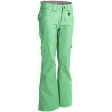 Boulder Gear Skinny Ski Pants - Flare Leg (For Women) in Spearmint - Closeouts
