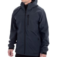 Boulder Gear Soft Shell Jacket - Insulated (For Men) in Black - Closeouts