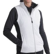 Boulder Gear Soigne Vest - PrimaLoft®, Insulated (For Women) in White/Black - Closeouts