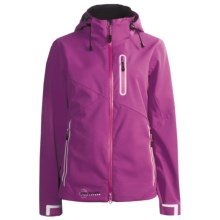 Boulder Gear Tech Shell Jacket - Waterproof (For Women) in Viola - Closeouts