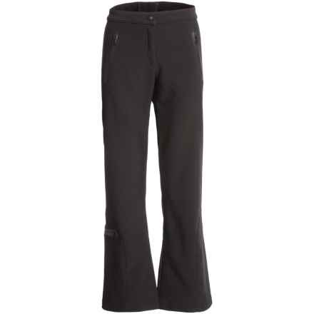 Boulder Gear Tech Ski Soft Shell Pants (For Women) in Black - Closeouts