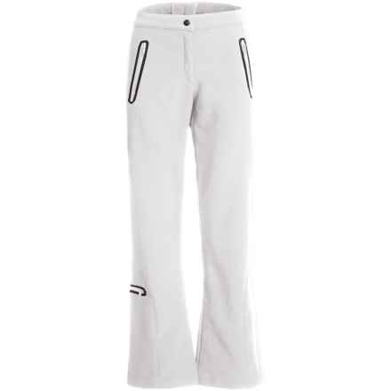 Boulder Gear Tech Ski Soft Shell Pants (For Women) in White - Closeouts