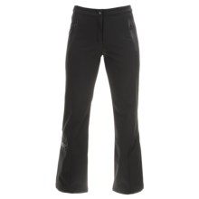 Boulder Gear Tech Soft Shell Pants - Waterproof (For Women) in Black - Closeouts