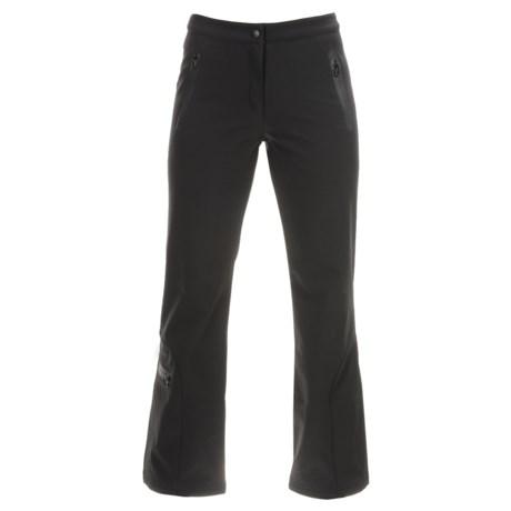 Boulder Gear Tech Soft Shell Pants - Waterproof (For Women) in Black