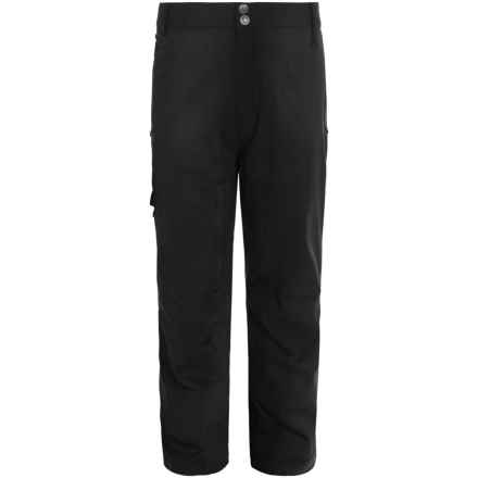 Boulder Gear Valiant Ski Pants - Waterproof, Insulated (For Men) in Black/Black - Closeouts