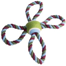 Bow-Wow Pet Ball and Rope Dog Toy in Asst - Closeouts