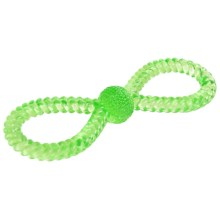 Bow-Wow Pet Braided Dog Toy - Rubber in Asst - Closeouts