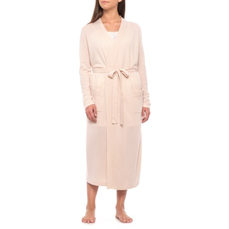 Image of Boxed Cashmere Robe (For Women)