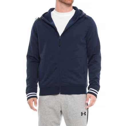 Boxercraft Warm-Up Hoodie - Full Zip (For Men) in Navy - Overstock