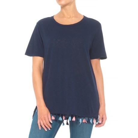 Boyfriend T-Shirt - Short Sleeve (For Women)