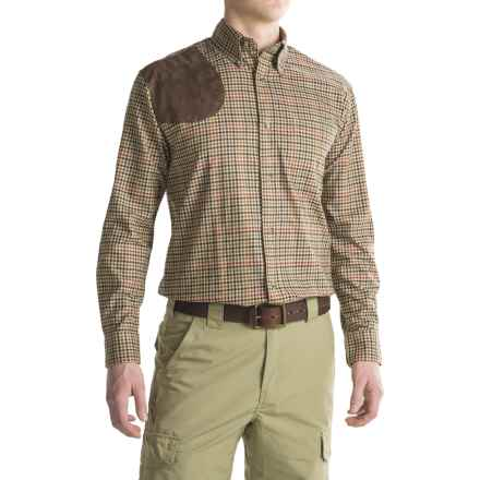Boyt Harness Hunting Shirt - Long Sleeve (For Men) in District Check - Closeouts