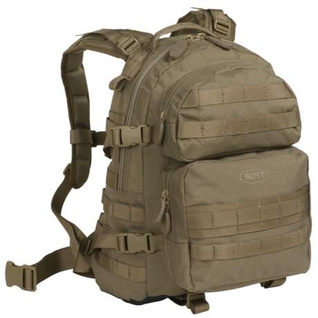 Boyt Harness Medium Tactical Backpack in Tan