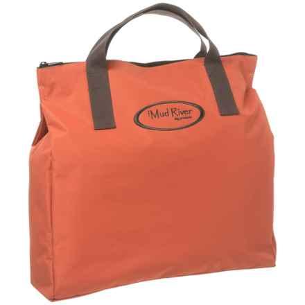 Boyt Harness Mud River Field Food Bag in Orange - Closeouts