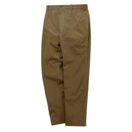 Boyt Harness Upland Hunting Pants - Nylon-Faced (For Men) in Khaki - Closeouts