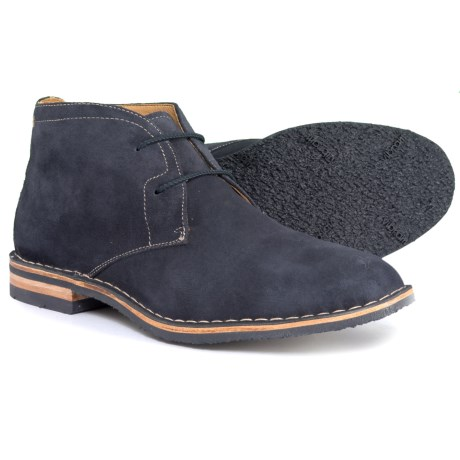 Image of Brady Chukka Boots - Suede (For Men)