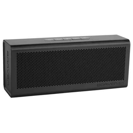 Braven 805 Portable Wireless Bluetooth® Speaker in Black/Black - Closeouts