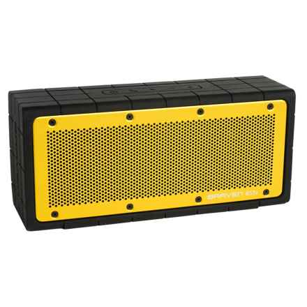 Braven 855S Portable Wireless Bluetooth® Speaker in Black/Yellow - Closeouts