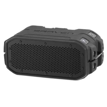 Braven BRV-1M Portable Bluetooth® Speaker in Black - Closeouts