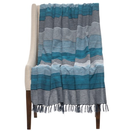 Image of Bravo Stripe Throw Blanket - 50x60?