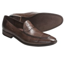 B.r.c.d. 1896 Mercer Shoes - Leather, Slip-Ons (For Men) in Dark Brown - Closeouts