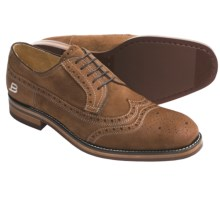 B.r.c.d. 1896 Post Shoes - Suede, Oxfords (For Men) in Red Brown - Closeouts