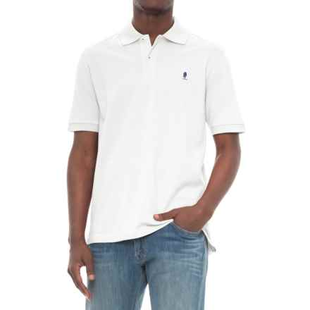 Breakfast Creek Cotton-Pique Polo Shirt - Short Sleeve (For Men) in White - Closeouts