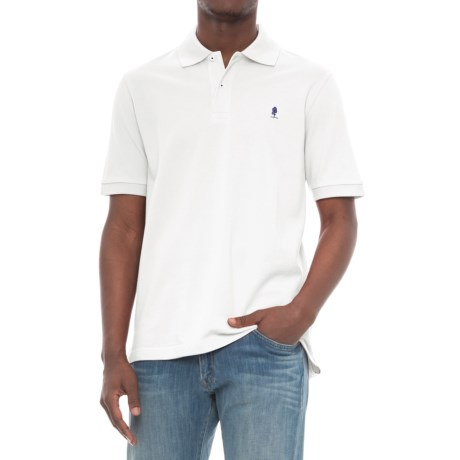Breakfast Creek Cotton-Pique Polo Shirt - Short Sleeve (For Men)