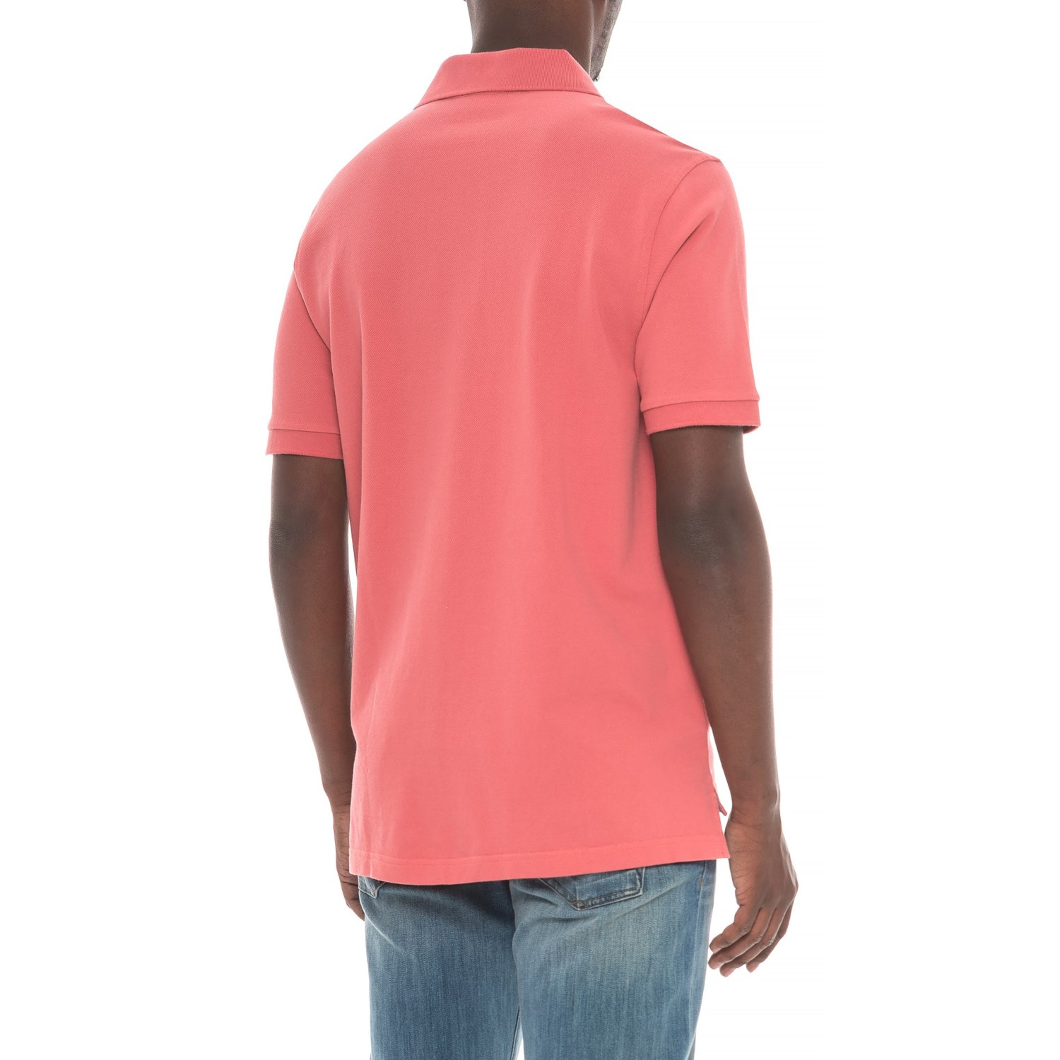 Breakfast Creek Cotton-Pique Polo Shirt - Short Sleeve (For Men)