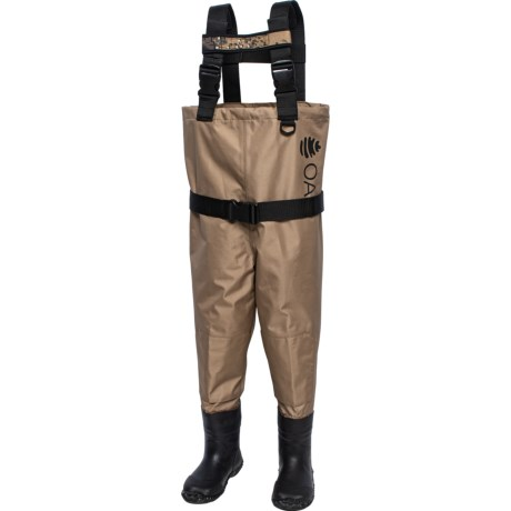 Breathable Waders - Waterproof (For Kids) - TAN (2T ) thumbnail