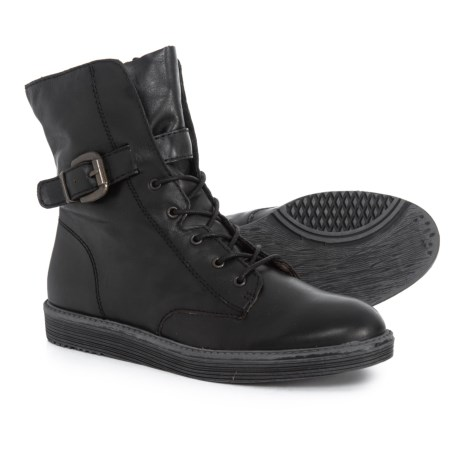 Image of Brenstville Boots - Leather (For Women)