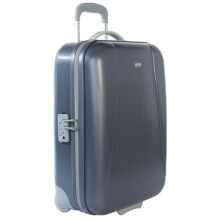 "Bric's Dynamic Ultralight Trolley Suitcase - 21"", Hardside in Grey - Closeouts"