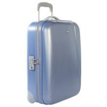 "Bric's Dynamic Ultralight Trolley Suitcase - 21"", Hardside in Sky Blue - Closeouts"