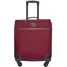 "Bric's Pronto 21"" Carry-On Spinner Suitcase in 311 Chianti - Closeouts"