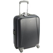 "Bric's Dynamic Light Trolley Hardside Spinner Suitcase - 20"" in Grey - Closeouts"