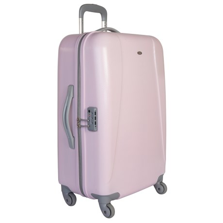 "Bric's Dynamic Ultralight Trolley Spinner Suitcase - 27"", Hardside, 4-Wheel in Pink"