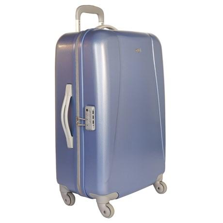 """Bric's Dynamic Ultralight Trolley Spinner Suitcase - 27"""", Hardside, 4-Wheel in Sky Blue"""