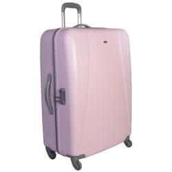 "Bric's Dynamic Ultralight Trolley Spinner Suitcase - Hardside, 32"" in Pink"
