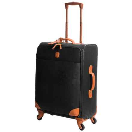 "Bric's My Safari Collection Spinner Suitcase - 25"" in Black - Closeouts"