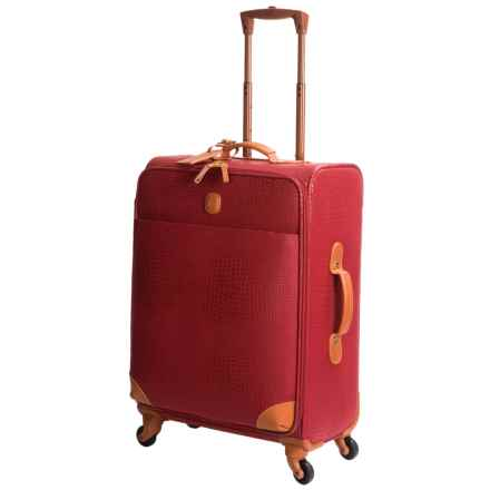 "Bric's My Safari Collection Spinner Suitcase - 30"" in Red - Closeouts"
