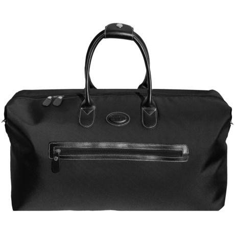 "Bric's Pronto Cargo Duffel Bag - 22"" in Black"