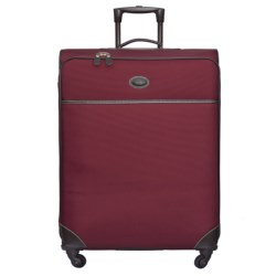 """Bric's Pronto Trolley Spinner Luggage - 25"""" in 311 Chianti"""