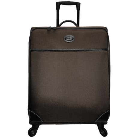"Bric's Pronto Trolley Spinner Luggage - 25"" in Black"